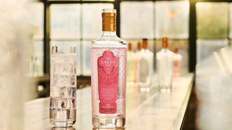 Lakes Distillery Gin UK Lockdown Brands