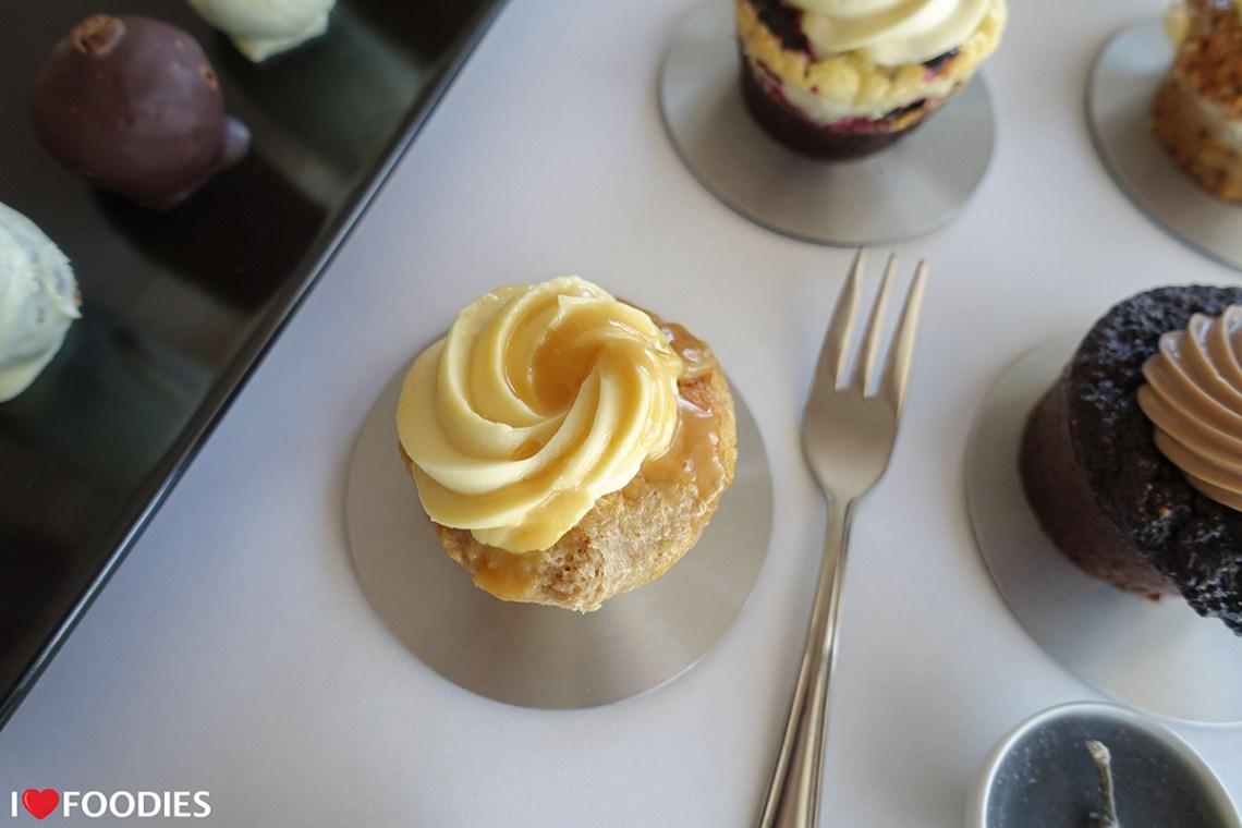 Guiltless Protein Bakery Salted Caramel Cupcake
