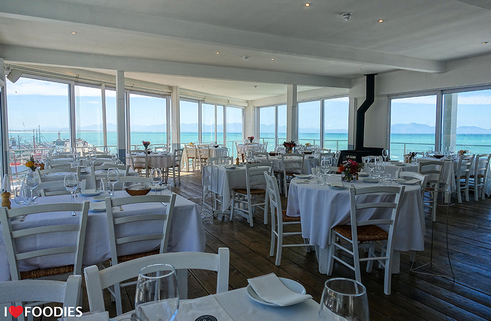 Harbour House Kalk Bay Restaurant Interior