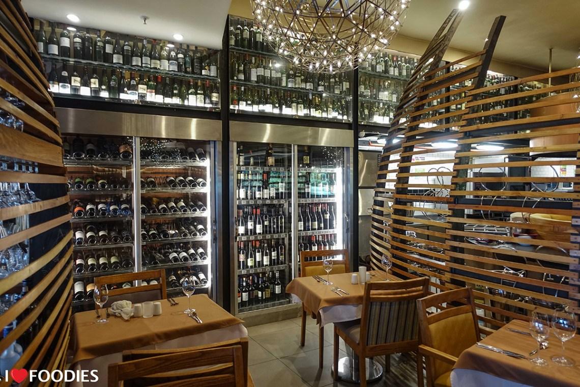 Karibu wine selection