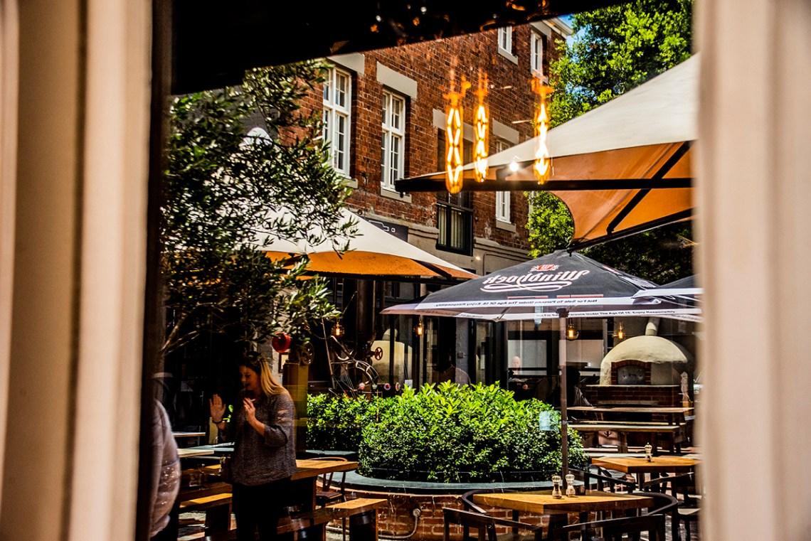 Purveyor Steakhouse & Pizzeria Exterior