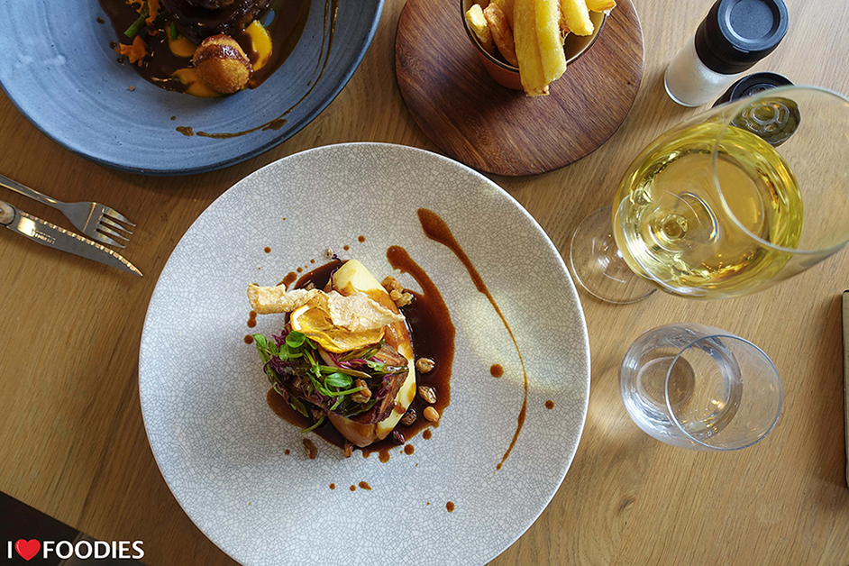 Heavenly Feasts At Tryn Restaurant At Steenberg
