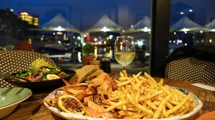 Ginja Restaurant Prawn & Wine Special Review