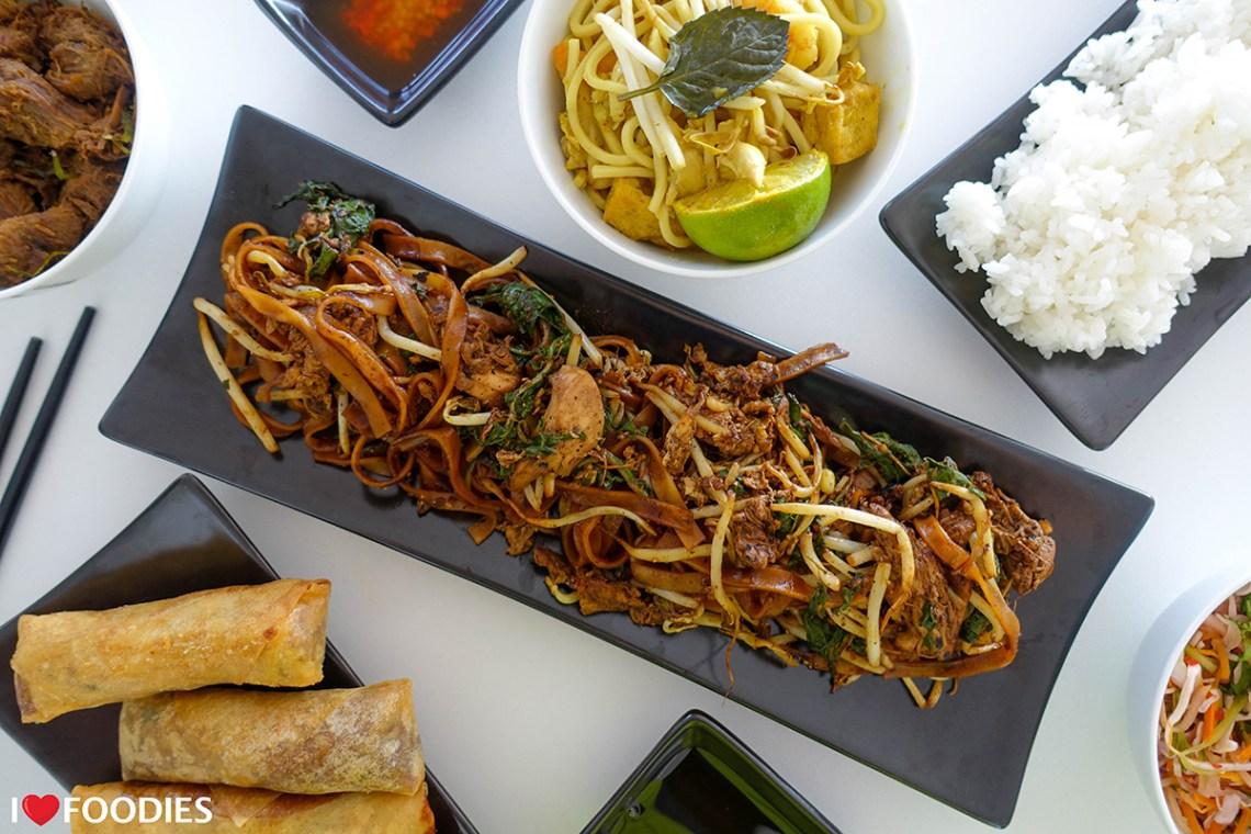 Smokin' Wok Asian food