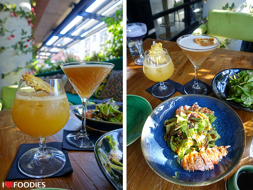 Boujee Restaurant Cape Town Review • I Love Foodies