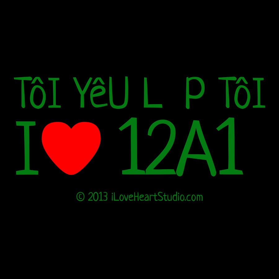 Tôi Yêu Lớp Tôi I [Love Heart] 12a1