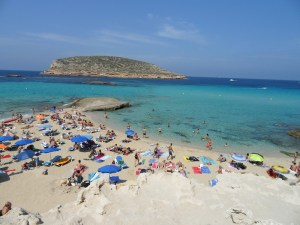 Ibiza Beaches - Cala Conta