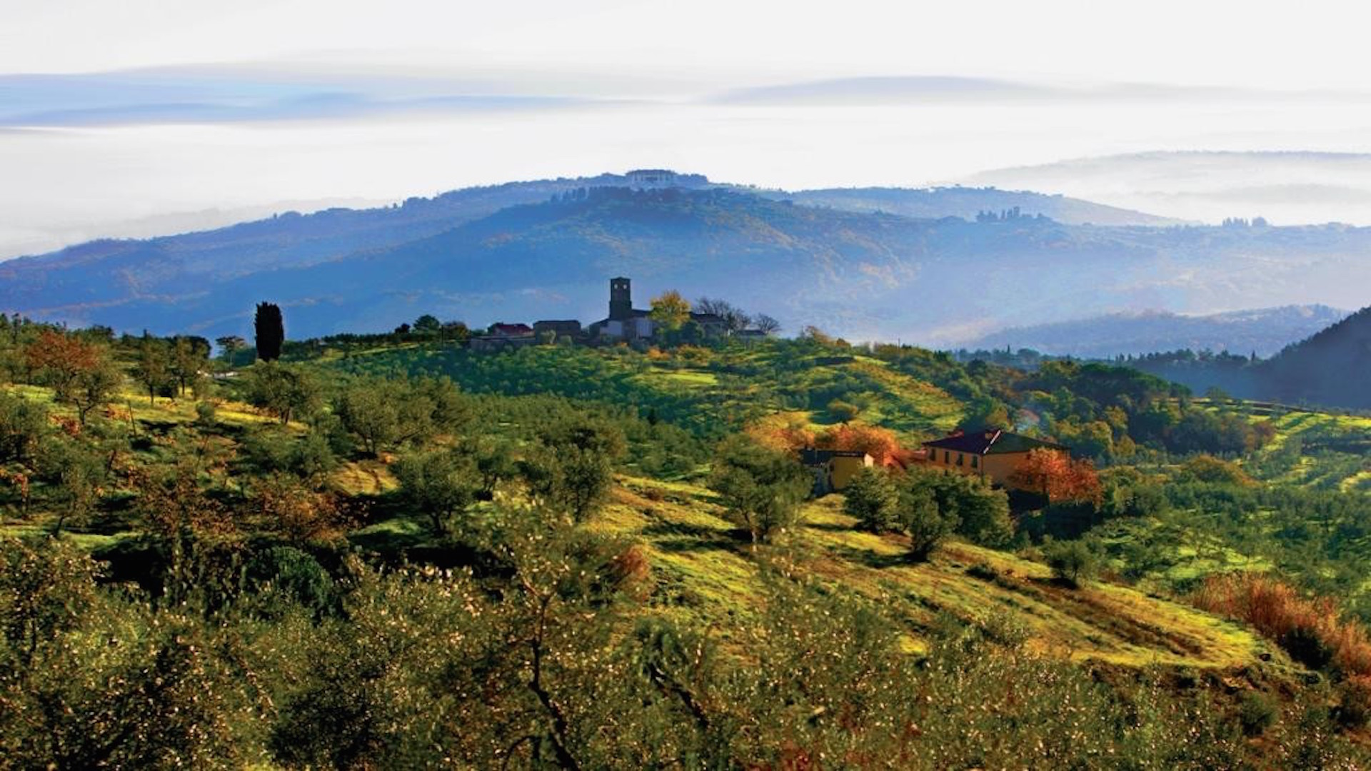 Brief history of Tuscan cuisine