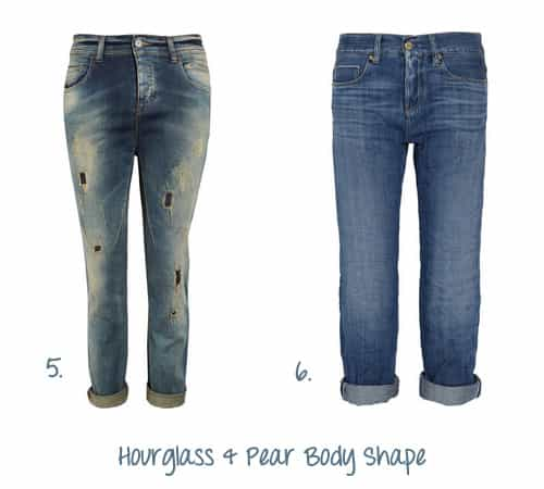 Hourglass-+-Pear-Body-Shape