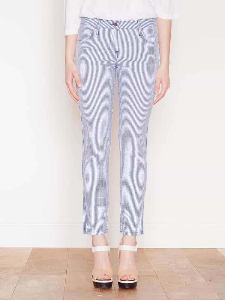 Sass-and-Bide In-The-Stars-Striped-Jeans