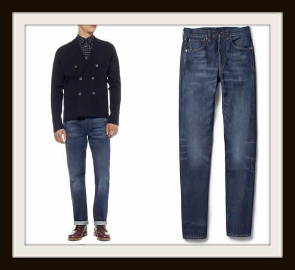 THE ICONIC JEAN LEVIS 1947 501