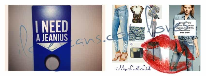 A Jeans Loving Blog