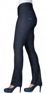(NYDJ) Not Your Daughters Jeans Embellished Skinny Mid Rise Skinny-Leg in Dark Denim  Regular Price: £149.95  Sale Price: £99.00