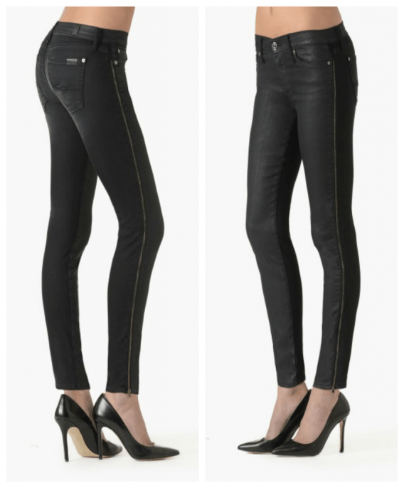 Conceal, Reveal, PERFECT PINS, seamed, 7 for all mankind, skinny
