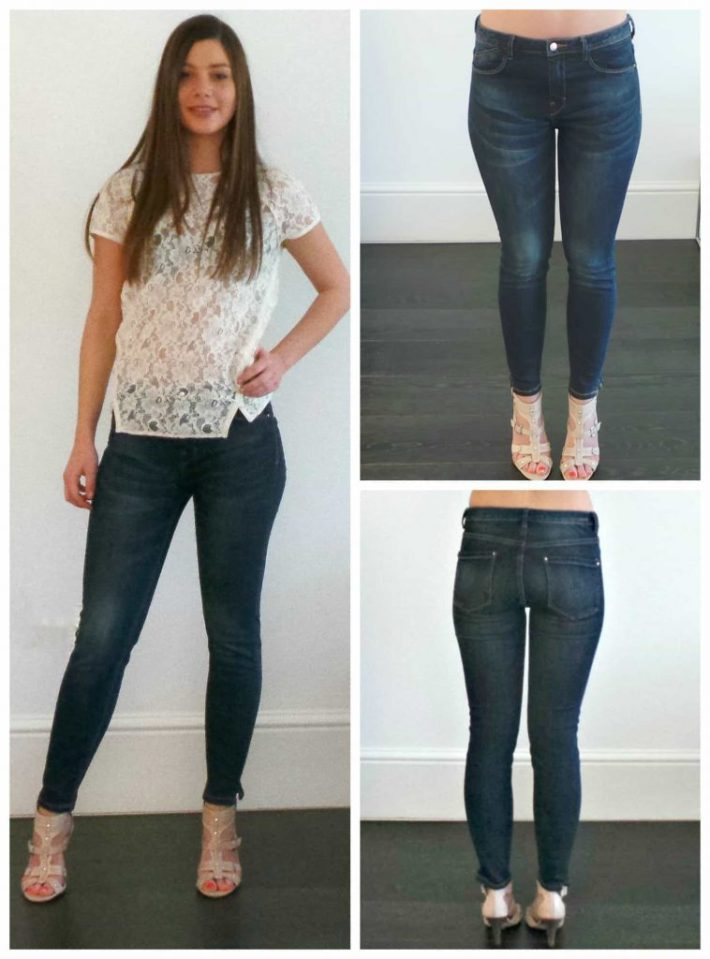 high rise, Tried&Tested, Body shapes, jeans styles, hourglass, pear