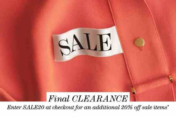 net-a-porter final clearance sale