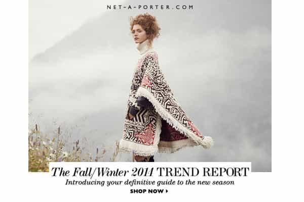 net-a-porter trends