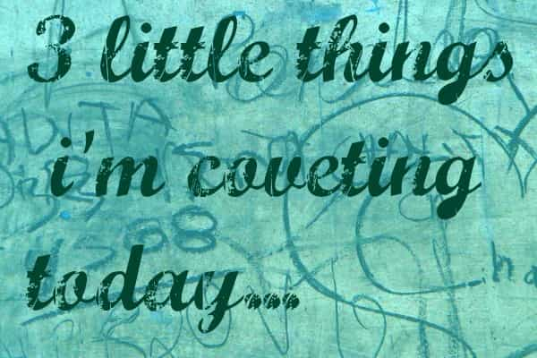 3 little things