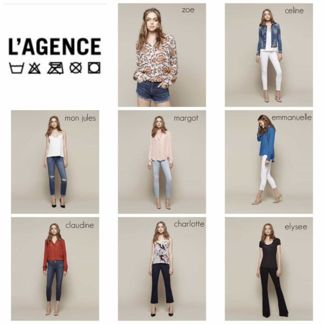 LAGENCE JEANS