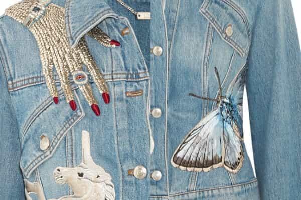 designer denim jackets