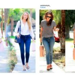 BLAKE LIVELY AND RACHEL BILSON PAPPED WEARING THE SAME $40 JEANS