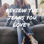 ILOVEJEANS NEEDS YOU TO REVIEW THE JEANS YOU LOVE