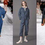 DO IT IN ONE WITH THE DENIM BOILER SUIT TREND