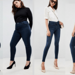YOU'LL BE WANTING THESE 'SCULPT ME' JEANS FROM ASOS