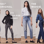 WHAT'S YOUR PERFECT LEVIS® STYLE?