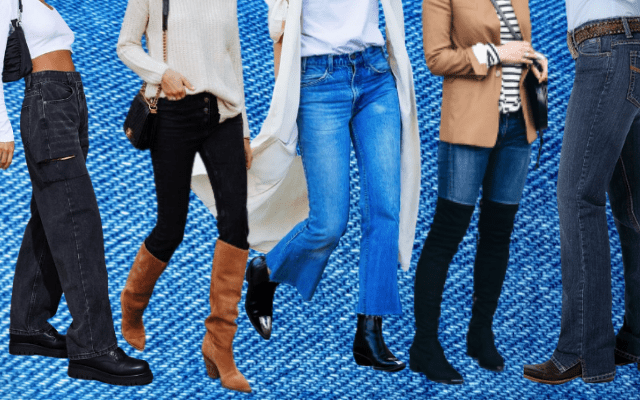 Boots + Jeans
