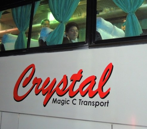 Daniel Padilla in Crystal Bus