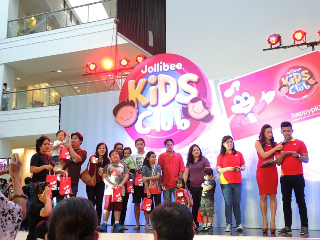 Jollibee Kids Club Happy Plus Card Launch