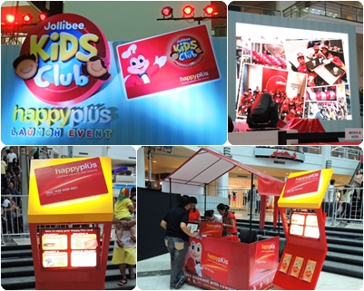 Jollibee Kids Club Happy Plus Card
