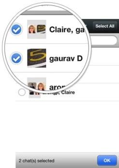 We Chat Cloud Storage