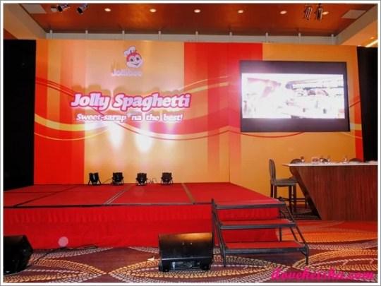 Jollibee - Jolly Spaghetti