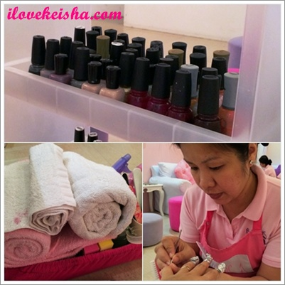 POSH NAILS Perea Makati