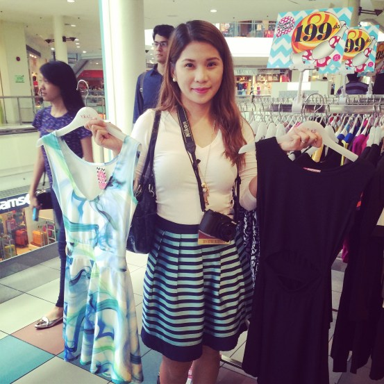 Robinsons Malls Red Hot Sale 2014