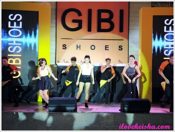 Gibi shoes fun day