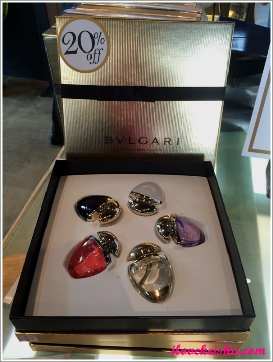 Beauty Scents Philippines Bulgari