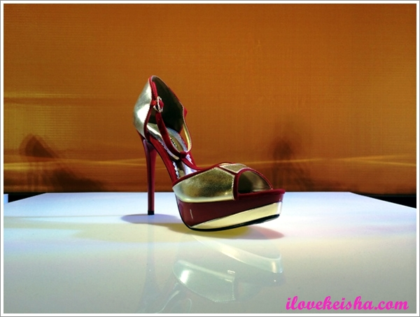 Nadine Samonte Gibi Shoes