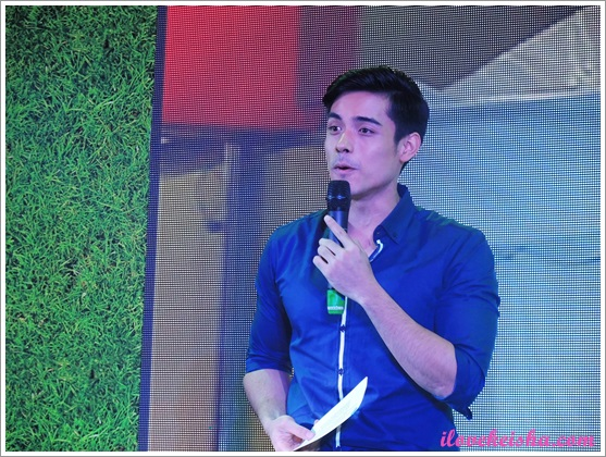 Robinsons Supermarket's Thank You Day Xian Lim
