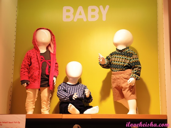 Uniqlo Kids 2014 Fall/Winter Collection
