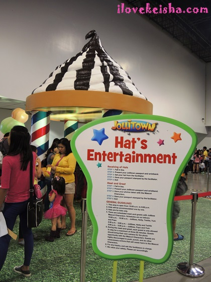 Jollitown: The Big Fun Event at SMX Convention Center