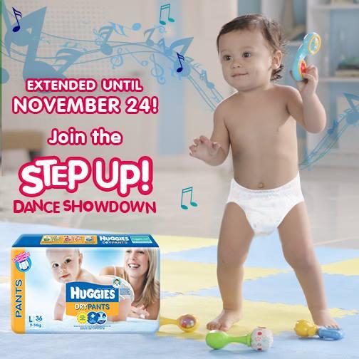 Huggies Step-Up Showdown