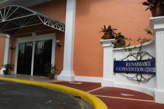 renaissance Convention Center