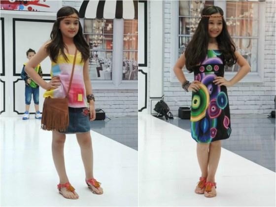 desigual fashion show