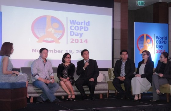 Philippines World COPD Day