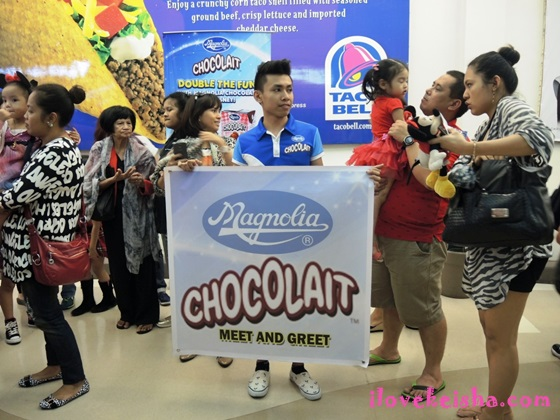 Magnolia Chocolait Meet and Greet
