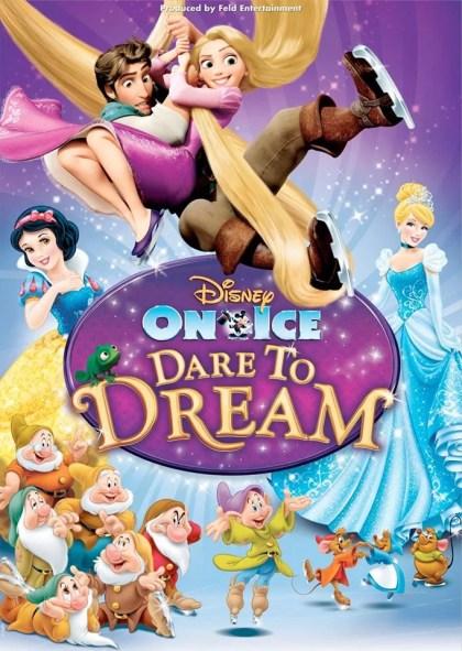 Disney On Ice poster