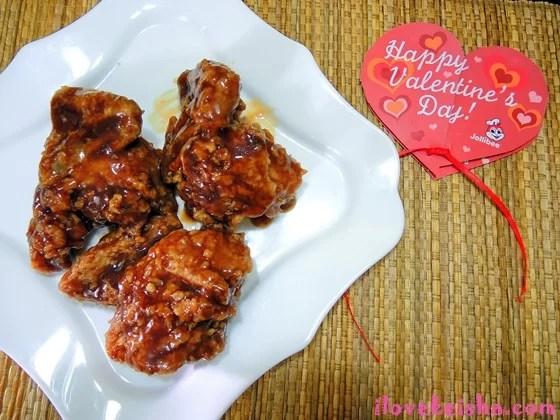 Jollibee Glazed Chickenjoy Review